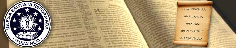 Iglesia Bautista Reformada